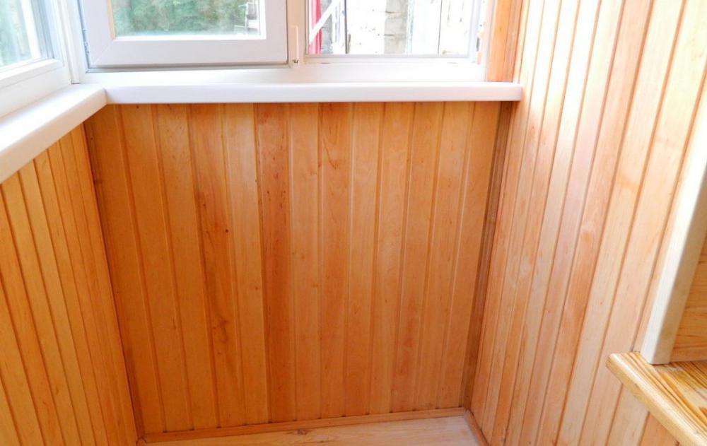 Отделка балконов и лоджий деревянной вагонкой в костроме реа.