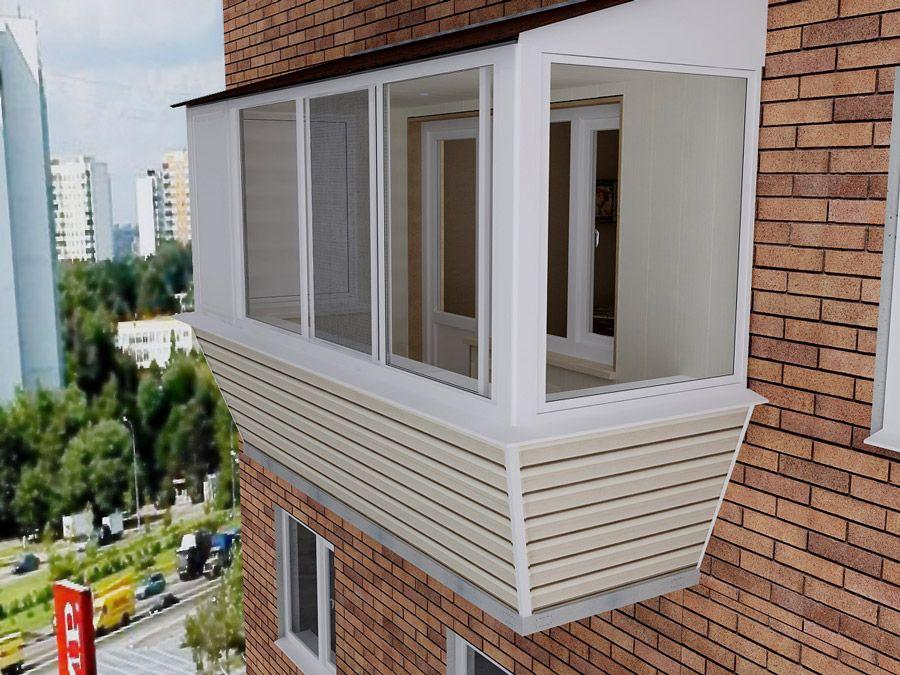 Строительные материалы для балкона.
